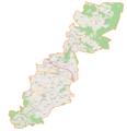 Powiat przeworski location map.png