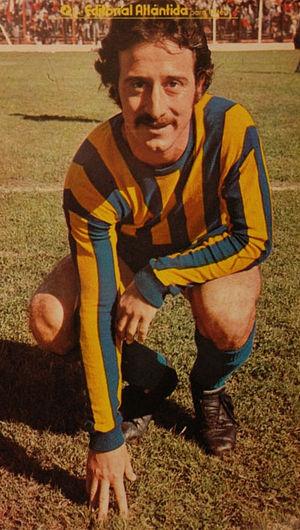 Aldo Poy - Poy in 1970.