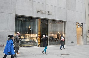 Prada - Prada Fifth Avenue, Manhattan