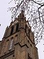 Praha, Vinohrady, Kostel svaté Ludmily, věž 01.jpg