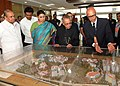 Pranab Mukherjee inaugurated the Academic Complex, during the Third Convocation of Indian Institute of Science Education & Research, in Pune. The Governor of Maharashtra.jpg