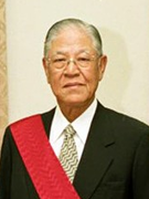 President Lee teng hui (cropped)