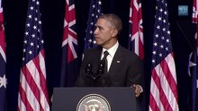 Datei:President Obama Addresses the University of Queensland.webm