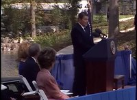 File:President Reagan's Remarks at the Dedication of the Carter Presidential Library, October 1, 1986.webm