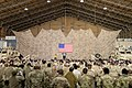 President Trump the First Lady Visit Troops in Iraq (31562953307).jpg