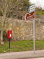 Preston, postbox No. DT3 302, Preston Road - geograph.org.uk - 1708171.jpg