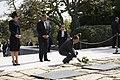 Prime Minister of Italy Matteo Renzi visits Arlington National Cemetery (29803359254).jpg