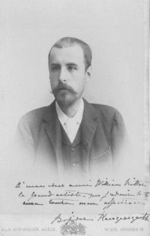 Prince Bojidar Karageorgevitch