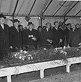 Prins Bernhard gaf startsein bouw Economische Hoge School in Kralingen. Burgemee, Bestanddeelnr 915-7299.jpg