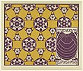 Print, Bodenbelag Eurystheus (Eurystheus Floor Covering), plate 15, in Die Quelle- Flächen Schmuck (The Source- Ornament for Flat Surfaces), 1901 (CH 18670491).jpg