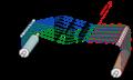 Prinzip einer Webmaschine mit Schäften.png
