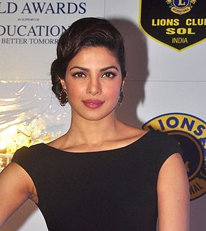 Producers Guild Film Award for Best Actress in a Leading Role - Image: Priyanka Chopra 2015