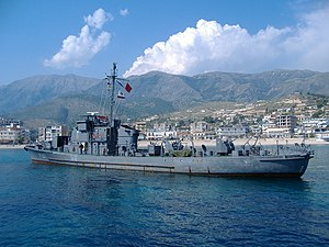 Kronshtadt-class submarine chaser - Image: Project 122bis 2007 Pashaliman