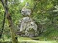 Protée dans le parc des Monstres (Bomarzo, Italie) (41521515582).jpg