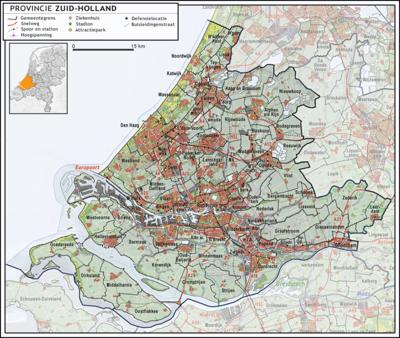 hollandia városai térkép Hollandia Városai Térkép | Térkép