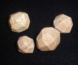 Leucitite - Pseudoleucite from São João Alkaline Massif, RJ, Brazil
