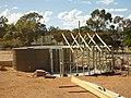 Pump house under construction in WGV development.JPG