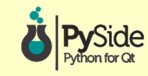 PySide - Image: Pyside