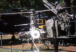 QH-50 DASH at Fort Polk Museum.jpg