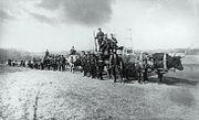 Qu Appalle Valley 1885 Rebellion