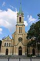Queen of Heavens Church, Újpest 003.JPG