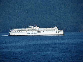 V-class ferry - Queen of Vancouver
