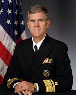 Deputy Judge Advocate General of the Navy - Image: RADM Michael F Lohr, Judge Advocate General of the Navy
