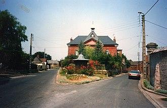 Ramburelles - The school in Ramburelles