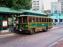 Rhode Island Busses That Resemble Trains