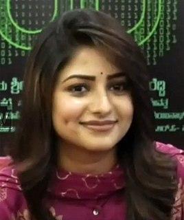 Rachita Ram Indian Kannada actress