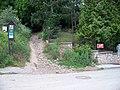 Radotín, Otínská, turistická stezka a hřbitov.jpg