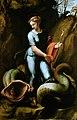 Raffaello Santi gen. Raffael, , Kunsthistorisches Museum Wien, Gemäldegalerie - Hl. Margarete - GG 171 - Kunsthistorisches Museum.jpg