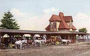 Railway Station, Bethlehem, NH
