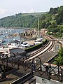 Railway out of Kingswear - geograph.org.uk - 808059.jpg