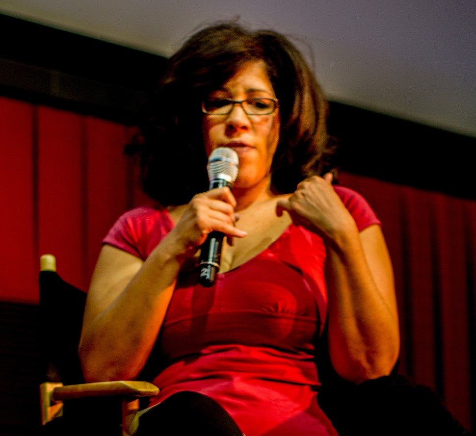 Rain Pryor at AJFF (24796504631)