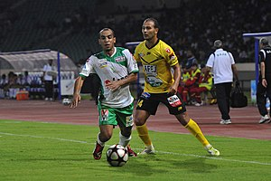 Raja de Casablanca vs Maghreb de Fes, September 21 2011-10.jpg
