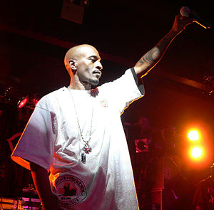 Rakim - Rakim at the B.B. Kings in New York, November 25, 2006
