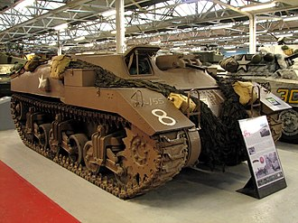 49th Royal Tank Regiment - Ram Kangaroo at the Bovington Tank Museum