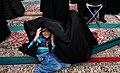 Ramadan 1439 AH, Qur'an reading at Goharshad Mosque, Mashhad - 27 May 2018 16.jpg