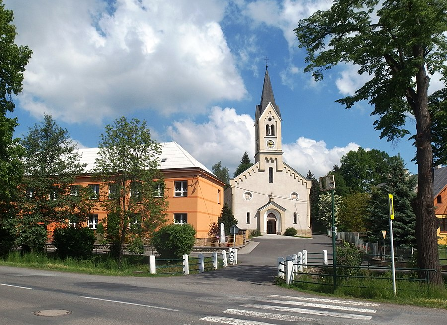 Ratiboř (Vsetín District)
