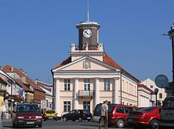 Town Hall in Old Konin
