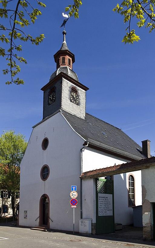 Raunheim Martin Luther Kirche 20110408