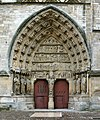 Reims cathedral north portal.jpg