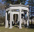 Reisinger Circle of Classical Columns February 2009.jpg