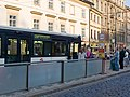 Reko TT Malostranské náměstí, Újezd, stanoviště NAD.jpg