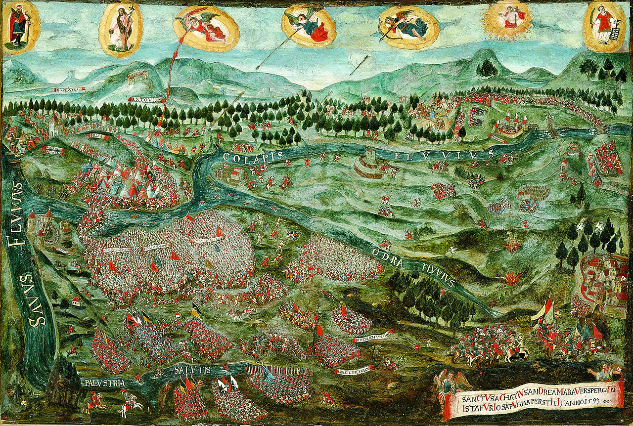 Relief of the battle of Sisak - Unknown - Google Cultural Institute.jpg