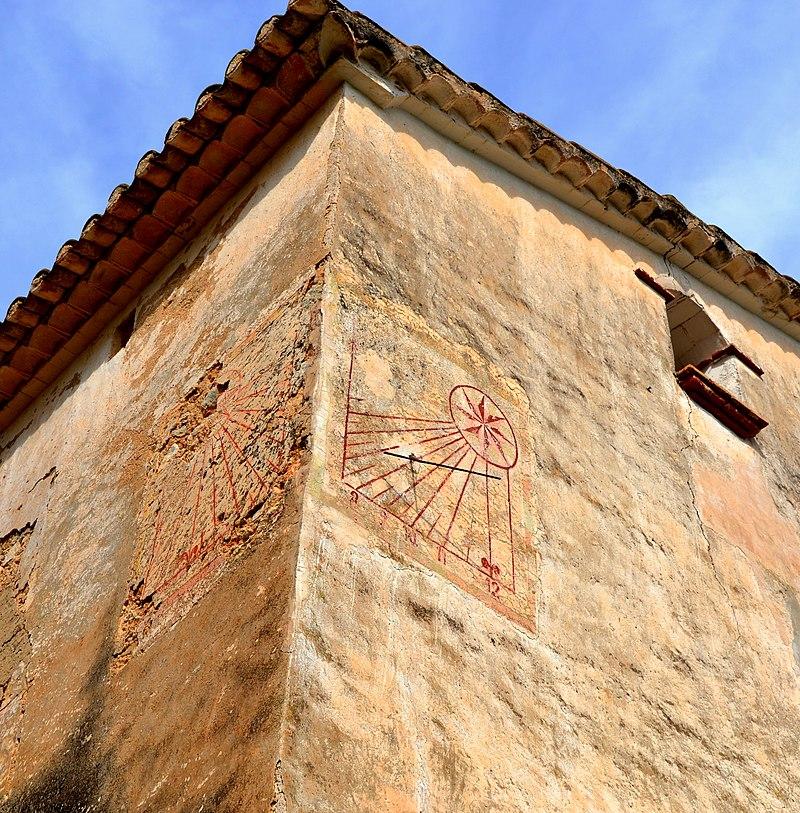 Rellotges de Sol,Mas de Gumila, Sant Jaume dels Domenys.jpg