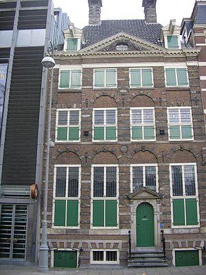 Rembrandt house - amsterdam nl