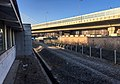 Removed railroad tracks outside Shangdi Station (20170301165103).jpg