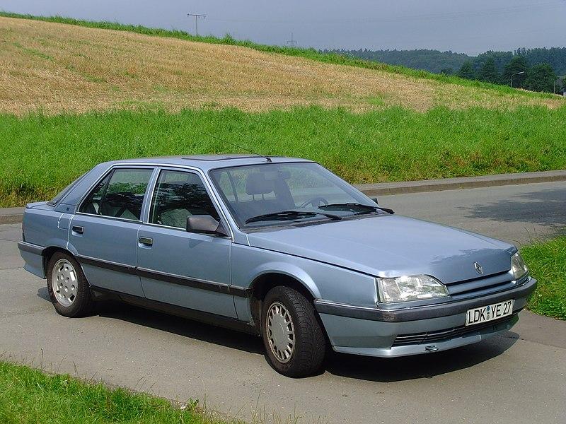 Фото Renault 25,Доска объявл…